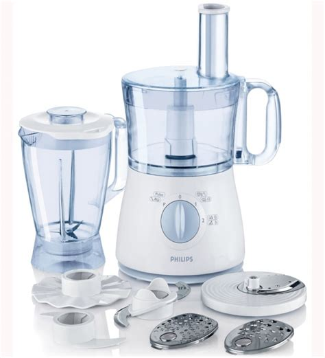 Blender Philips Food Processor philips hr7625 food processor white by philips