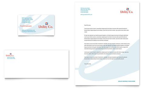 Great Papers Place Cards Template by Energy Environment Letterheads Templates Design Exles