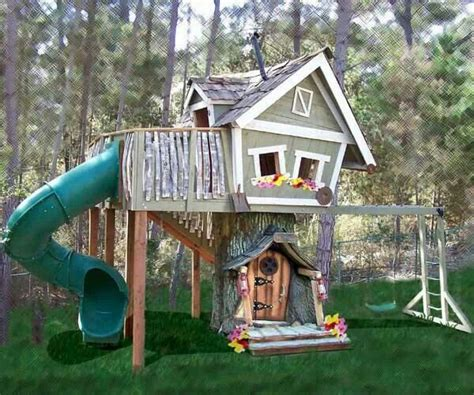backyard house for kids whimsical playhouse i want this in our backyard so bad