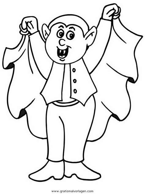 vampir vampire  gratis malvorlage  fantasie vampir