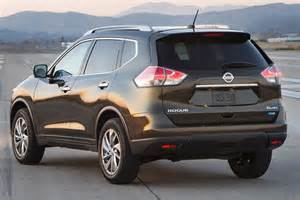 Nissan 3 Row Suv Suvs With Third Row Seating 2015 Nissan Rogue Best