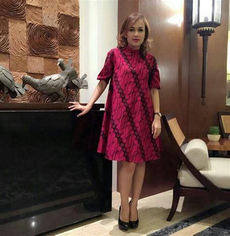 Dress Batik Tunik Sogan Zipper pin tillagd av i v p 229 kl 228 der kl 228 der