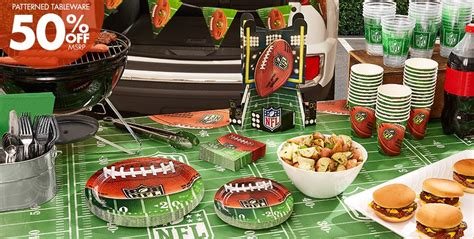 Football Decorations City by Nfl Drive Supplies City