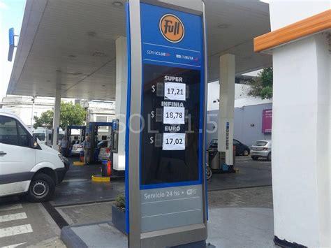 aumento de precios gestin sindical por segunda vez en el a 241 o aumenta el precio de la nafta