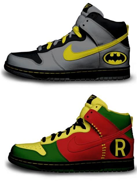batman sneakers for holy customized sneakers batman neatorama