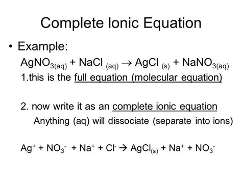 ionic tutorial with exles non redox reactions double replacement reactions ppt