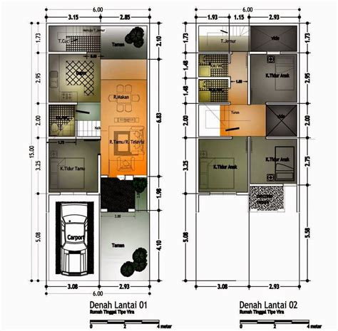 layout rumah 8 x 10 desain pagar rumah minimalis 2015 youtube tattoo design bild