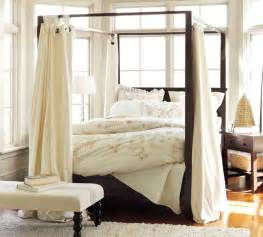 Pottery Barn Canopy Bed Farmhouse Canopy Bed Modern Canopy Beds By Pottery Barn