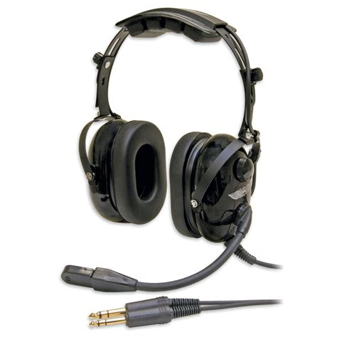 Headset Pilot hs 1a passive pilot headset with free headset