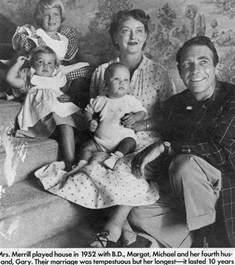 bette davis spouse bette davis 1908 1989 husband gary merrill 1915
