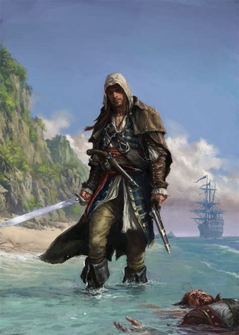 Kaos Assasins Creed Assasins 12 115 best concept assassin s creed iv black flag character images on