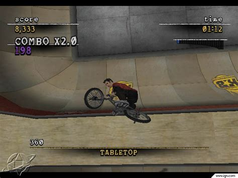 Mat Hoffman Pro Bmx 2 Xbox 360 by Mat Hoffman S Pro Bmx 2 Screenshots Pictures Wallpapers