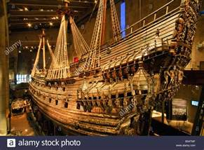 17th century warship vasa on show at vasamuseet vasa