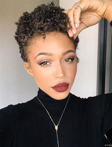 natural pixie haircuts 2018 pixie haircuts for black women 26 coolest black
