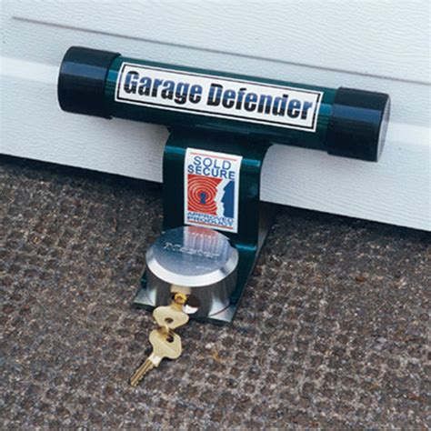 garage door protection