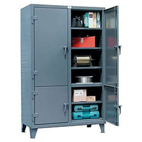heavy duty compartmentalized metal shop cabinets
