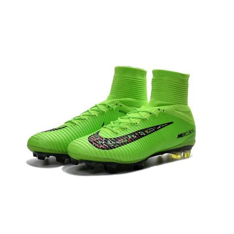 superfly shoes cleats 2016 shoes nike mercurial superfly v fg green black