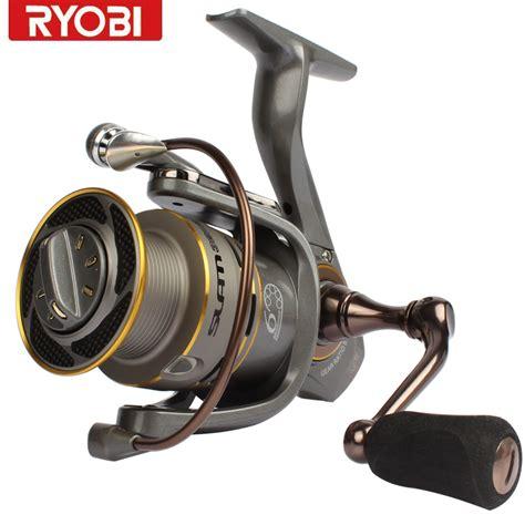reel ryobi xenos iii 4000 6 bb free shipping model spinning fishing reel ryobi slam