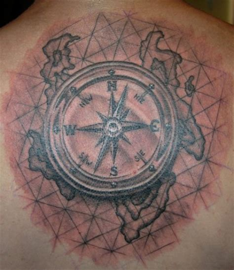compass tattoo vorlagen tattoos zum stichwort kompass tattoo bewertung de lass