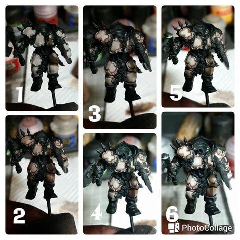 tutorial warhammer tutorial painting white armor mini painting tutorials