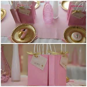 Diy Baby Shower Party Favors - pink and gold seventh birthday party oh it s perfect