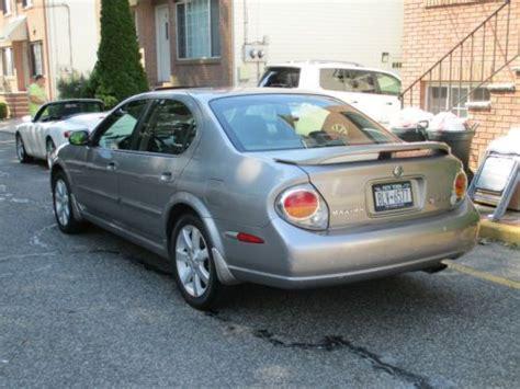 nissan maxima gle 2002 sell used 2002 nissan maxima gle sedan 4 door 3 5l in