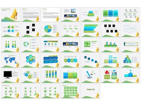 template chart powerpoint rate chart powerpoint templates rate chart powerpoint