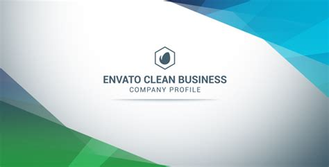 videohive clean business company profile free download
