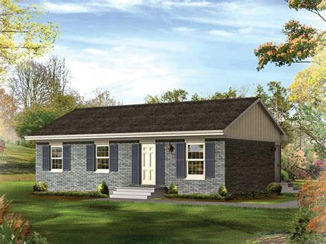 simple rectangle ranch home plans house plan and ottoman