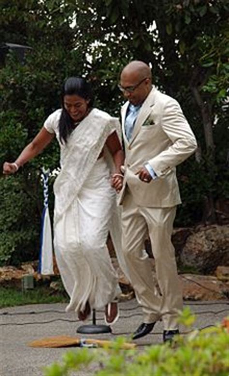 Jumping the broom   Wikipedia