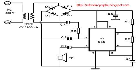 Membuat Perangkap Tikus Elektronik | membuat rangkaian elektronika pengusir tikus sabadi