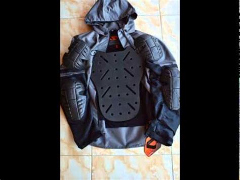 Jaket Touring Aira jaket motor touring contin suave protector