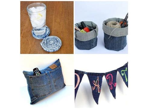 20 easy ways to upcycle your denims
