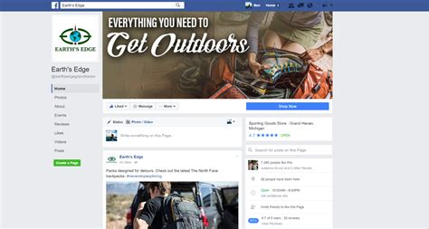 design background facebook page how the new facebook business page design affects you ha