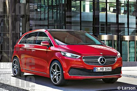 Auto Bild 14 2017 by Every New Mercedes Between 2016 And 2021 Detailed By Auto