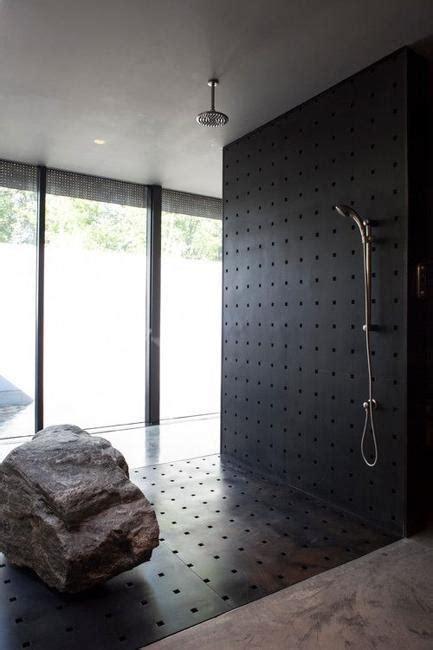custom shower designs bringing nature  modern homes