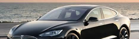 Tesla Hertz Tesla Model S Hire Hertz Collection