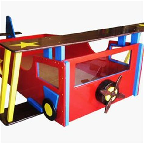 Twin Bed Custom Bed Frame Airplane Bed Kid S Bed By Airplane Bed Frame