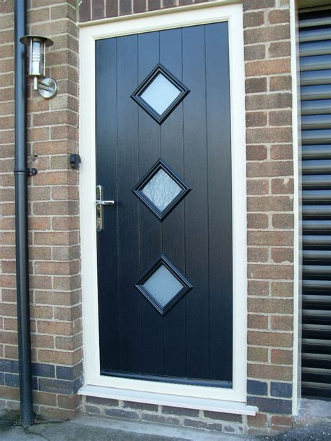 Contemporary Upvc Front Doors Composite Door In Contemporary Design Upvc Doors Doors Contemporary Design And
