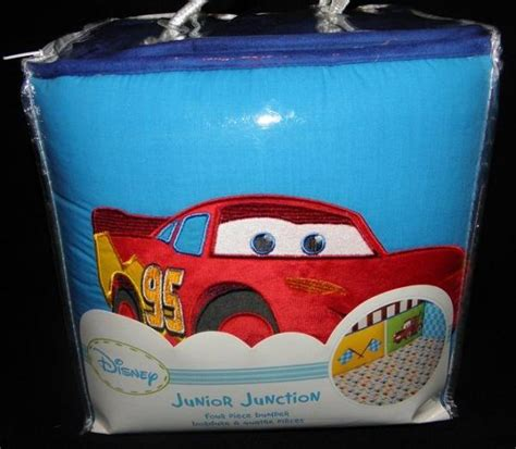 disney cars crib bedding new disney junior junction cars 14 pc crib nursery bedding