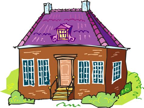 cartoon house pictures house cartoon png clipart best