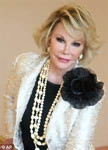 Joan Rivers Mourns The Passing Of by Joan Rivers Shiva Sees And Family