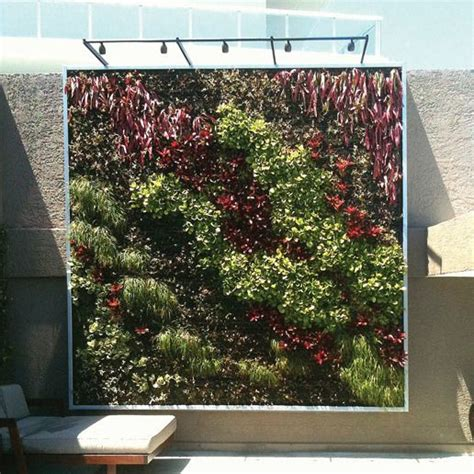 Green Wall Vertical Garden Gsky Plant Systems Beautiful Living Walls Green Roofs