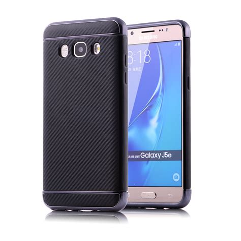 Best Seller Samsung Galaxy S8 Carbon Fiber Soft Hitam Hijau Abu shockproof soft tpu carbon fiber back cover for