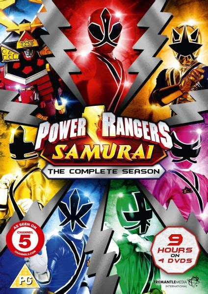 nedlasting filmer samurai jack gratis power rangers samurai the complete collection dvd