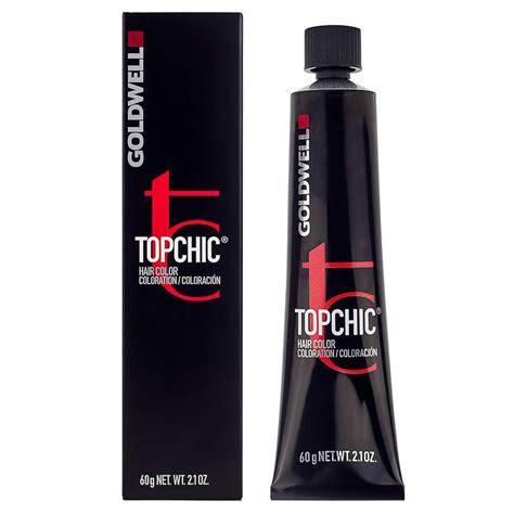 goldwell hair color reviews goldwell topchic haircolor