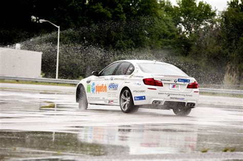 bmw drift bmw m5 f10 breaks the world drift record with 82 5 km