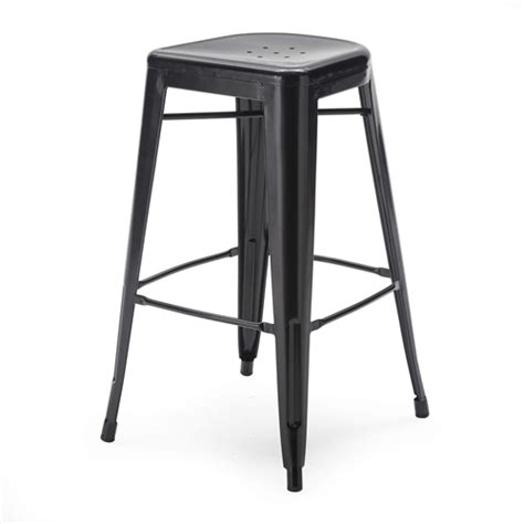 30 Inch Bar Stools Set Of 3 by Set Of 2 Bar Stools Modern 30 Inch Black Metal Barstools