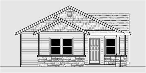 drawing of a house with garage cost efficient house plans empty nester house plans