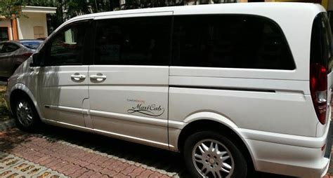 comfort maxi cab charges maxi cab singapore 7 seater taxi call 65338833 24 7